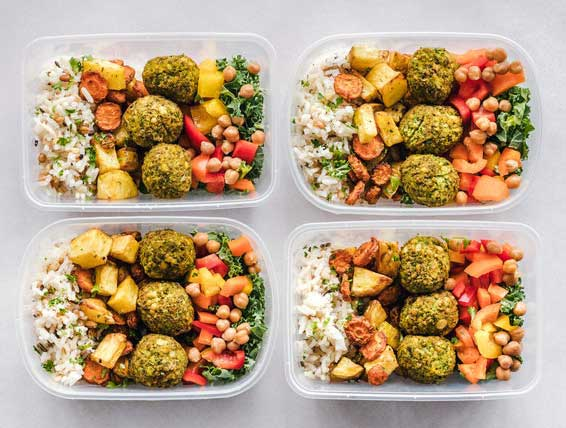 Balanced-macro-nutrients for gaining weight