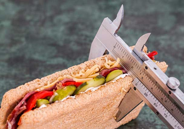 Eating too less causes skinny fat